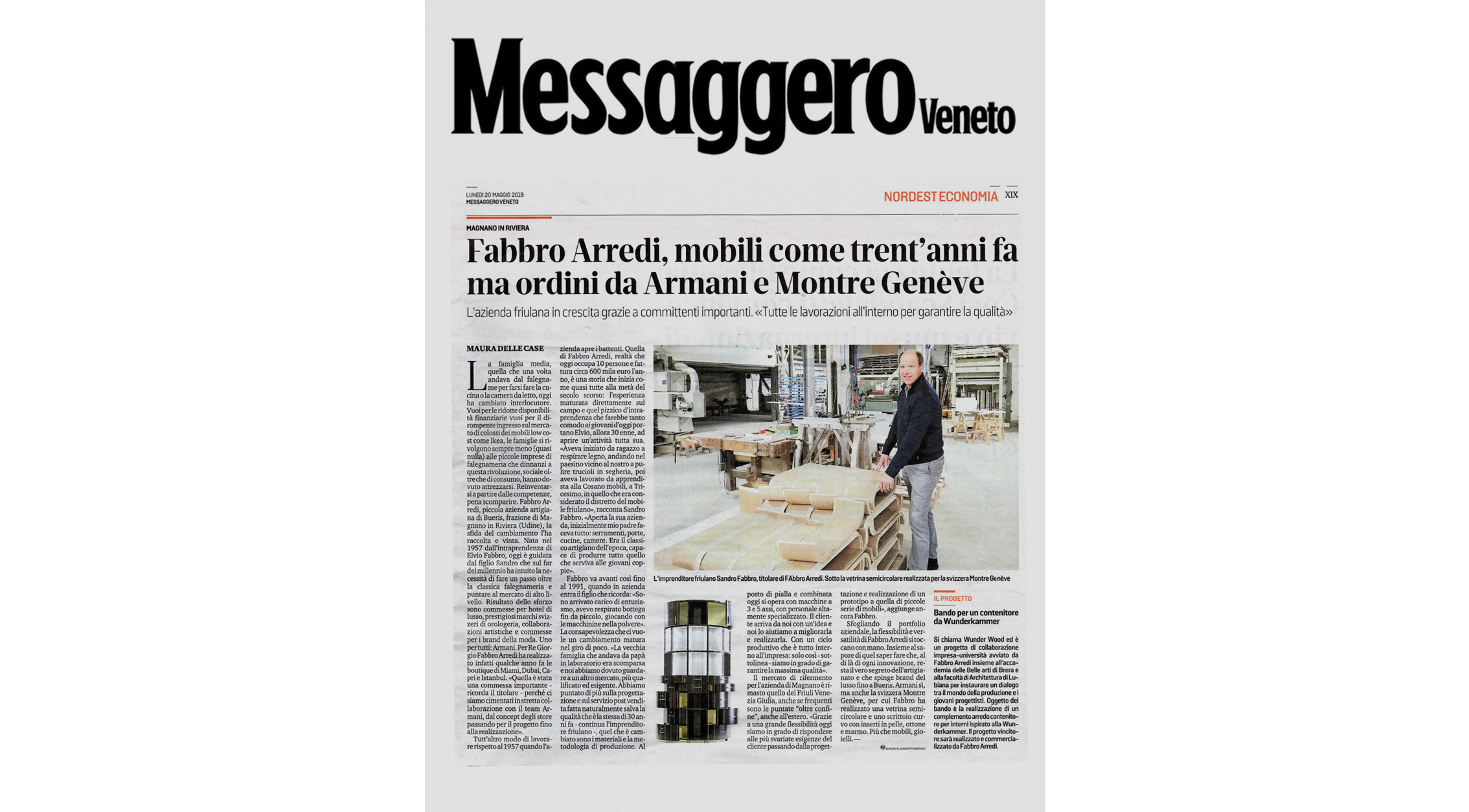 cover_messaggero